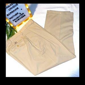 Polo Ralph Lauren Mens Pleated Front Andrew Pants